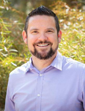 Lance Kirk, Principal at LGA Architecture.
