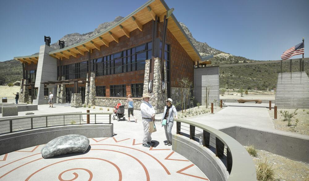Spring Mountains Visitor Gateway