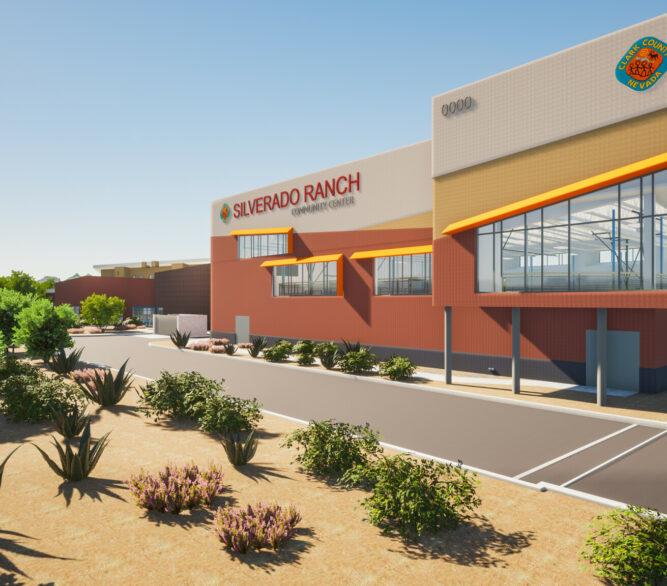 Silverado Ranch Community Center